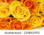 Yellow And Orange Roses...