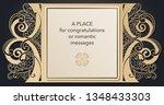 design of letterhead for laser... | Shutterstock .eps vector #1348433303
