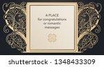 design of letterhead for laser... | Shutterstock .eps vector #1348433309