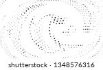 halftone gradient pattern.... | Shutterstock .eps vector #1348576316
