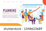 vector concept creative... | Shutterstock .eps vector #1348623689