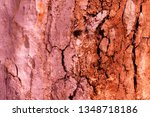 abstract texture of the old and ...   Shutterstock . vector #1348718186