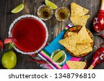 cinco de mayo celebration... | Shutterstock . vector #1348796810