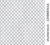 snake skin black and white... | Shutterstock .eps vector #1348885616