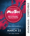 the acoustic music festival. a...
