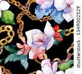 bouquets floral botanical...   Shutterstock . vector #1349002529