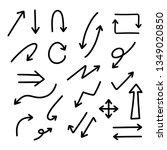 set of arrow | Shutterstock .eps vector #1349020850