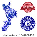 best service composition of... | Shutterstock .eps vector #1349080490