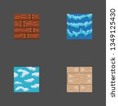 pixel art texture pattern for...