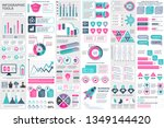 infographic elements data... | Shutterstock .eps vector #1349144420