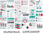 infographic elements data... | Shutterstock .eps vector #1349144459