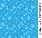 education seamless pattern   Shutterstock .eps vector #1349202803