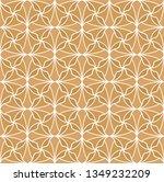 classic art deco seamless...   Shutterstock .eps vector #1349232209