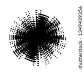 grunge spiral and round stamp...   Shutterstock .eps vector #1349439356