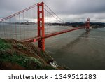 A View Of The Golden Gate...