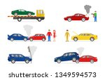 vector collection of... | Shutterstock .eps vector #1349594573