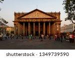 guadalajara  jalisco mexico  ...   Shutterstock . vector #1349739590