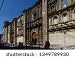guadalajara  jalisco mexico  ...   Shutterstock . vector #1349789930