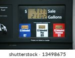 Gas Prices In California In...