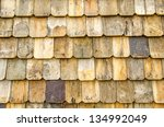 wooden walls. | Shutterstock . vector #134992049