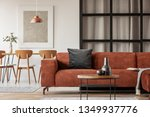 open plan living and dining... | Shutterstock . vector #1349937776