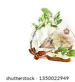 9 may  victory day. george... | Shutterstock . vector #1350022949