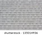 tile on the roof | Shutterstock . vector #135014936