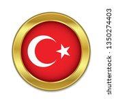 simple round turkey golden...
