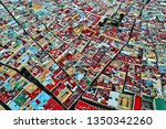 cadiz with drone   amazing air...   Shutterstock . vector #1350342260