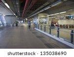 bangkok   august 26  station...   Shutterstock . vector #135038690