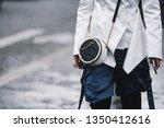 paris  france   march 05  2019  ...   Shutterstock . vector #1350412616