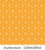 vector illustration of seamless ... | Shutterstock .eps vector #1350428963
