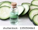 Cucumber Slices And Small...