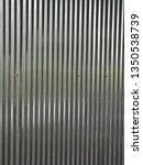zinc sheets background | Shutterstock . vector #1350538739