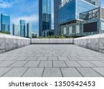 panoramic skyline and buildings ... | Shutterstock . vector #1350542453