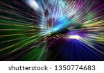 abstract colorful background.... | Shutterstock . vector #1350774683