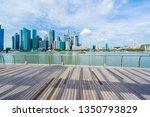 singapore  21 jan 2019  ... | Shutterstock . vector #1350793829