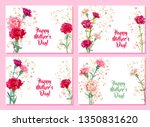 set horizontal mother's day ...   Shutterstock .eps vector #1350831620