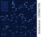 Vector Set Of Constellations....