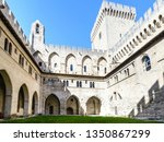 Cloister In The Palais Des...