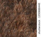 seamless texture of animal fur    Shutterstock . vector #1350888440