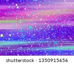 unicorn background with rainbow ... | Shutterstock .eps vector #1350915656