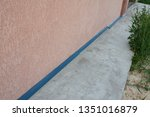 house foundation concrete... | Shutterstock . vector #1351016879
