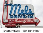 los angeles  california   may 7 ... | Shutterstock . vector #1351041989