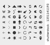 outline icon set vector...