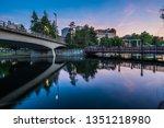 Spokane River In Riverfront...