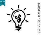 Ecology Vector Logo Template ...