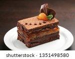 The Sacher Cake  In German...