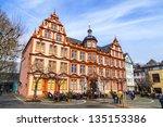 mainz  germany   april 14 ... | Shutterstock . vector #135153386