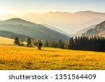 Autumn Landscape  Sunrise In A...
